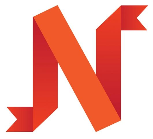 n is a hard letter to make cool good work here design inspiration fun drop cap typography lettering