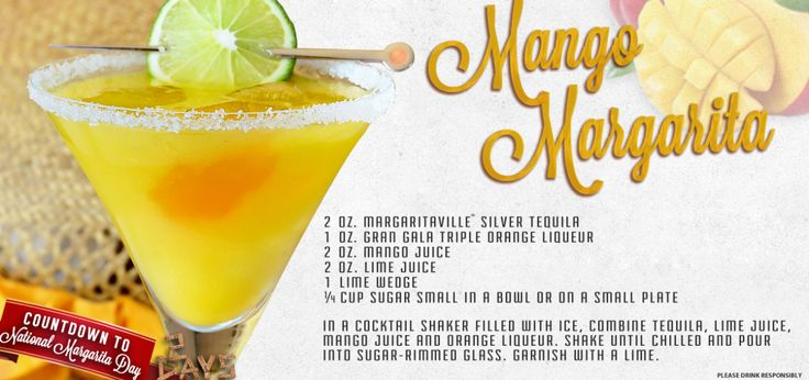 MARGARITAVILLE MAYHEM - 3 Margaritaville recipes so delicious you have to try them