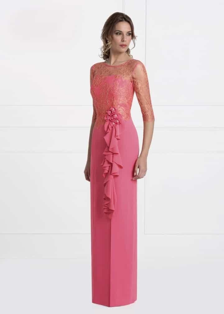 Mejores 270 imágenes de Vestidos en Pinterest | Vestidos de noche ...