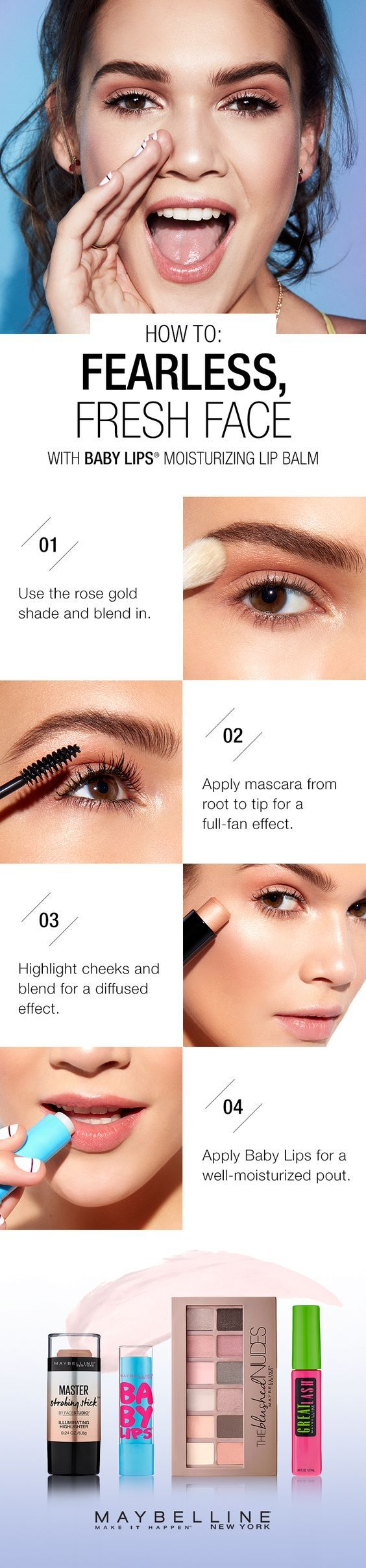 How to do Makeup for Parties: Makeup tips - Tips and Beauty. Primers also make your makeup last longer. They will also fill the pores and lines on the face thus the skin appear smoother and younger. affiliate link