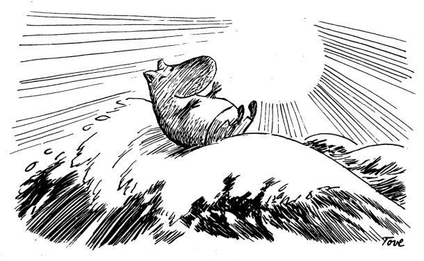 Beatrice Alemagna Q&A Tove Jannson's Moomins