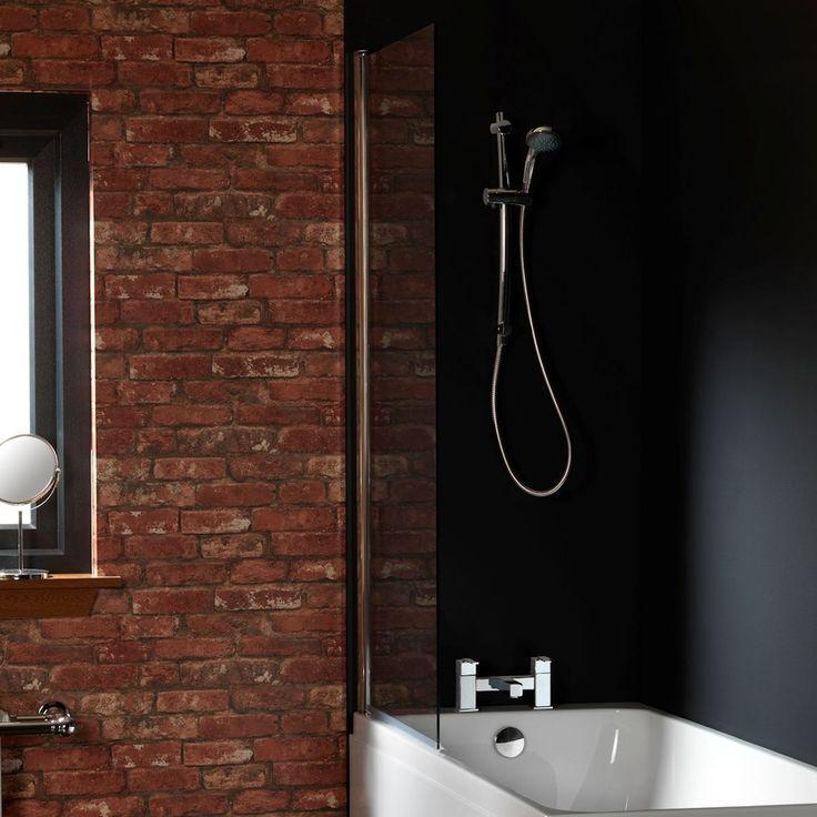 Die besten 25+ Duschabtrennung badewanne Ideen auf Pinterest ... | {Duschabtrennung badewanne 66}