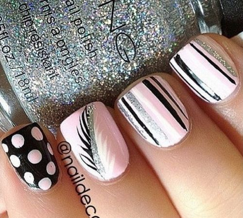67 best nail art images on pinterest nail art tutorials do it yourself cool easy nail designs solutioingenieria Image collections