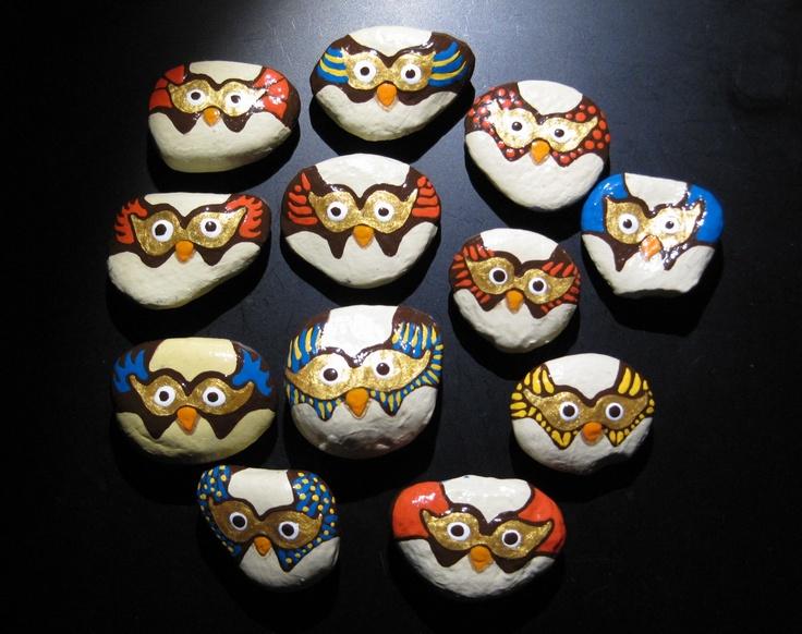 Superhero Owls