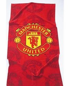 Man Utd Accessories  Manchester United FC Beach Towel Show your friends you are a True Supporter and a great way to keep your warm and dry after the beach or swimming pool with this 100% cotton towelMeasures 70 cm x 120 cm http://www.comparestoreprices.co.uk/football-kit/man-utd-accessories-manchester-united-fc-beach-towel.asp