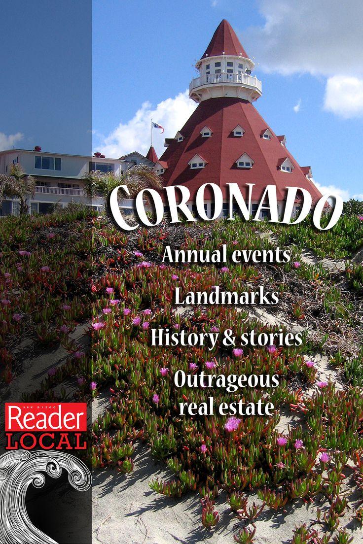 All Things Coronado (Reader Local series), San Diego Reader Books