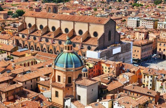 Bologna è l'ultimo posto interessante sulla terra