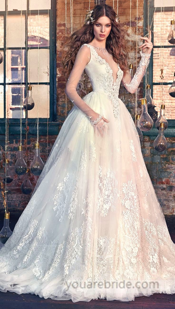 The 445 best fabulous wedding gowns ever images on Pinterest | Short ...