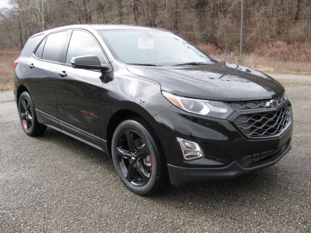 2018 Chevy Equinox Redline Edition Chevy Equinox