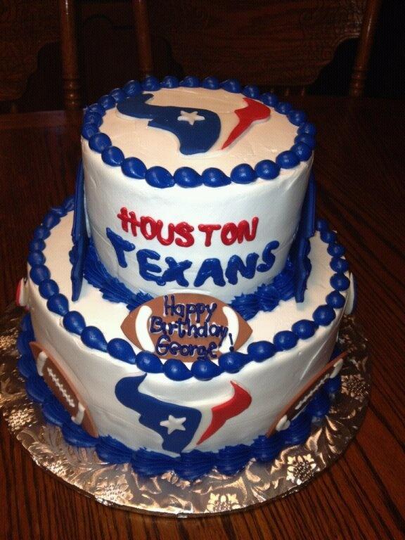 Custom Cakes At HEB