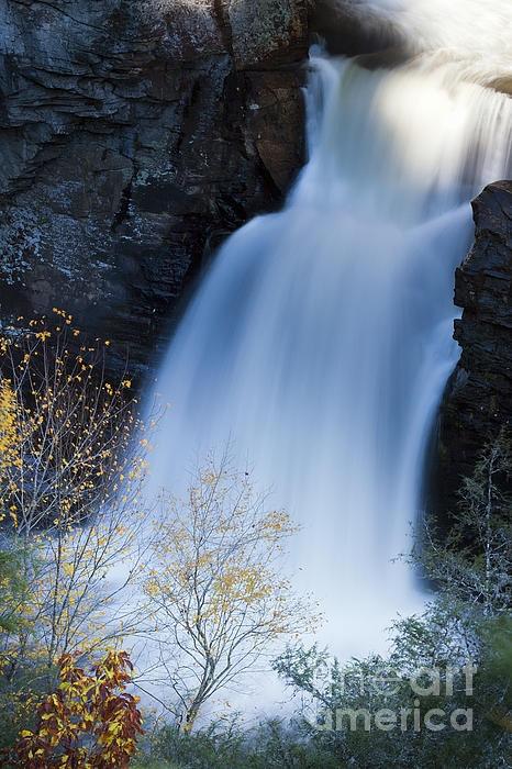 Linville Falls NC Waterfall