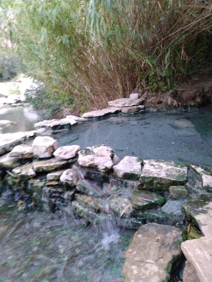 Segesta's Thermal baths (Sicily)