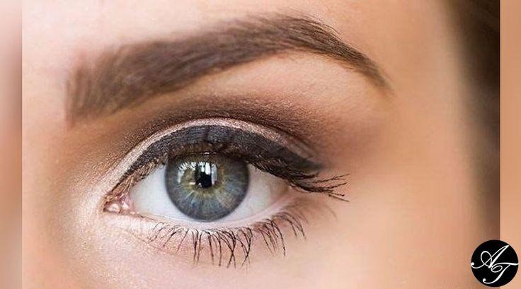 Дневной макияж для глаз пошагово+ видео. Прекрасный дневной макияж со стрелками подчеркнет красоту и глубина Ваших глаз. Пробуйте и у Вас все получиться!