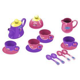 Peppa Pig Tea Set - Assorted
