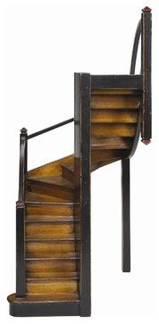 Authentic Models Mission Stairs traditional-kids-toys  -this is a model, but a neat look to try to replicate