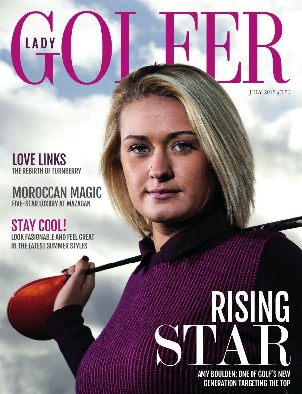 Lady Golfer - UK Play & Stay - July 2015