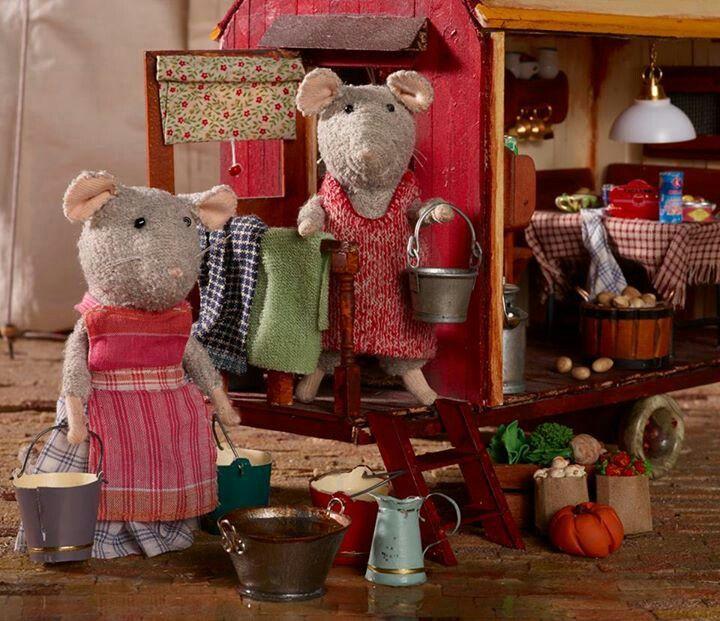 Het Muizenhuis - muis Julia - Karina Schaapman
