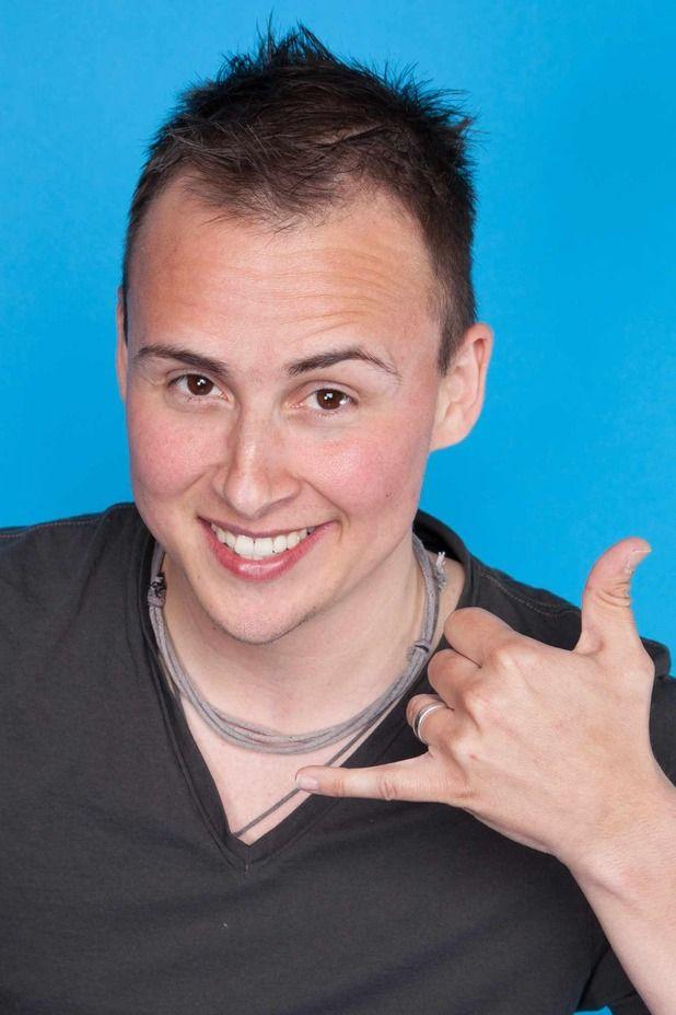 Luke Anderson. Winner Big Brother UK in 2012