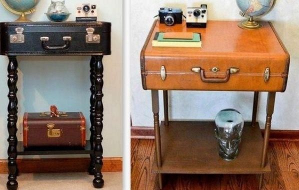 Les 25 meilleures id es de la cat gorie vieilles valises sur pinterest d co - Renover malle ancienne ...