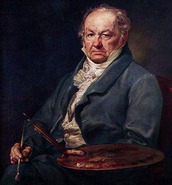 Un Autorretrato de Goya