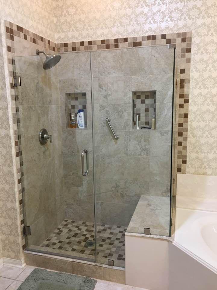 Frameless Shower Glass In 2020 Frameless Shower Doors Frameless Shower Shower Doors