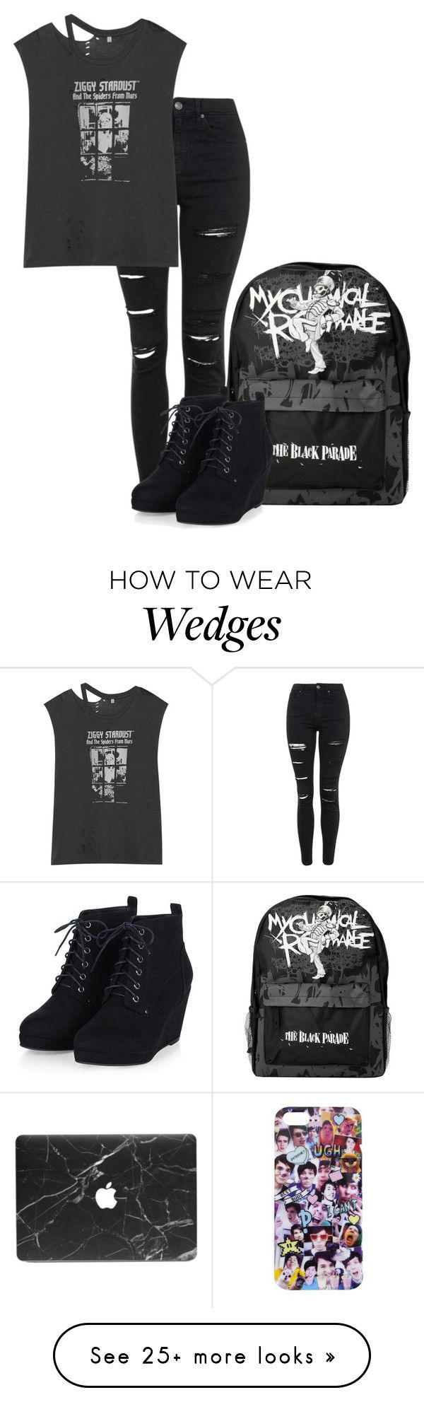 """""""Friday"""" by pipermcleandream on Polyvore featuring moda, Topshop, R13, women's clothing, women's fashion, women, female, woman, misses y juniors"""