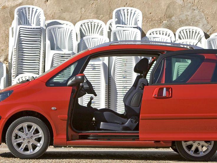 Peugeot  1007 1.4 HDi 70