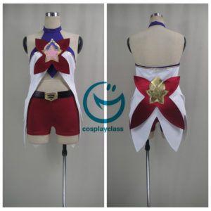League of Legends LOL Star Guardian Jinx Cosplay Costume  #leagueoflegends #jinxcosplay #cosplayclass #costume