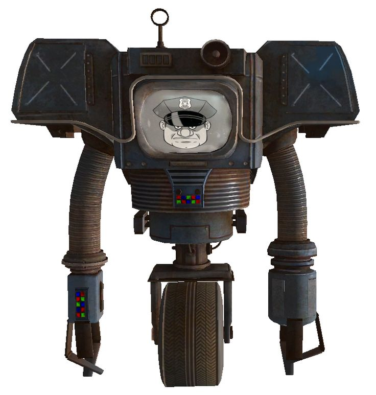 Securitron - The Fallout wiki - Fallout: New Vegas and more