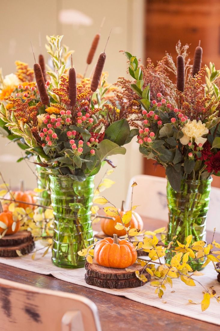 thanksgiving table setting decoration ideas
