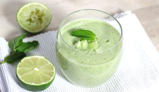 Komkommer-avocado soep met munt2