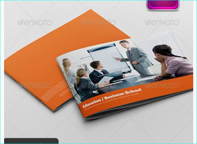 26 best 25 School Brochure Template For Education Institution - company brochure templates