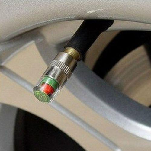 Колпачки индикаторы давления в шинах на ниппель