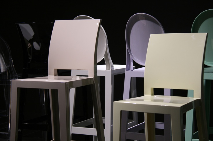 One More by Philippe Starck for Kartell