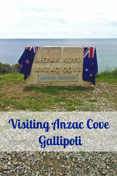 What It's Like to Visit Gallipoli & Anzac Cove as a Kiwi - Migrating Miss #kiwi #anzac #gallipoli #turkey #lestweforget #aussie #newzealand #australia #history #WWI