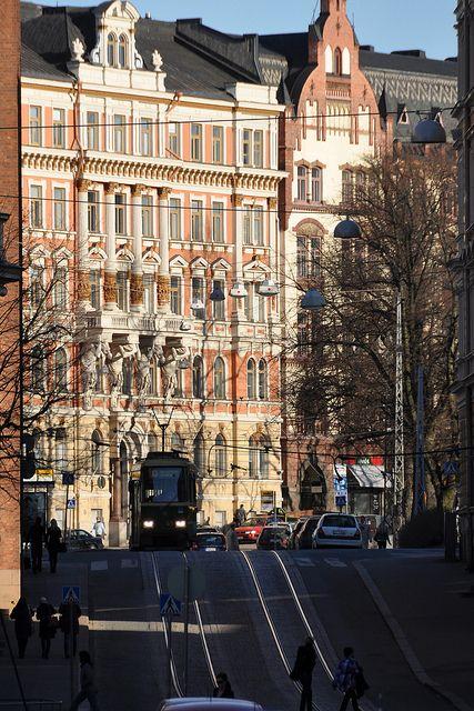 Sommer, Sonne, Sonnenschein in Helsinki =)