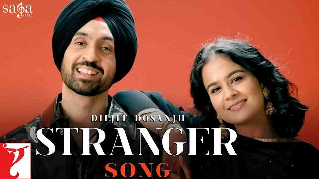 Stranger Latest Superhit Punjabi Video Song By Diljit Dosanjh Simar Kaur Di 2020 Lagu Lirik Studios
