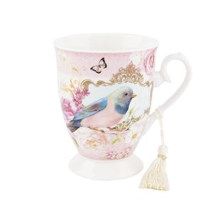 Bluebird footed Mug - Aura Gift Box $10.20