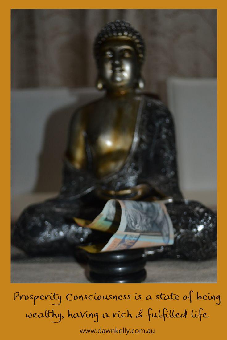 Prosperity Consciousness www.dawnkelly.com.au