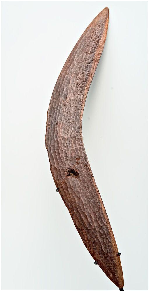 Very Fine Old Kimberley Aboriginal Boomerang, Kimberlys, Western Australia