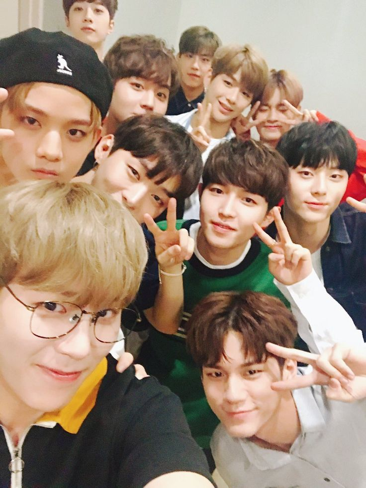 170818 WANNA ONE 3rd Energetic win update <3