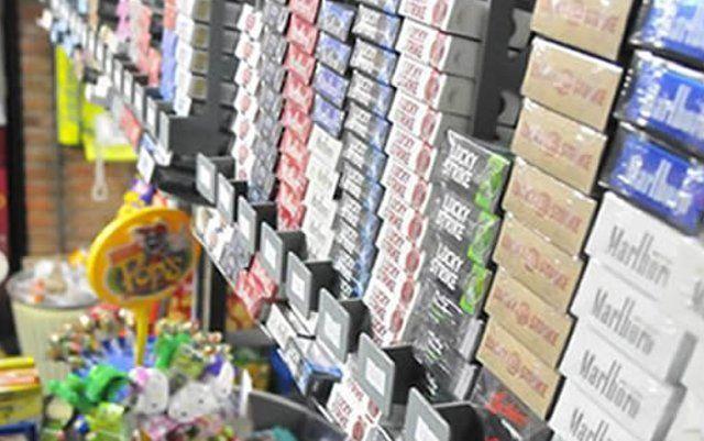 Aumenta 4,5% el precio de los cigarrillos de Massalin Particulares