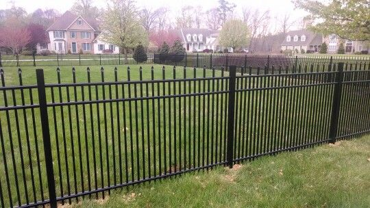 8 Best Aluminum Fence Images On Pinterest Aluminum Fence