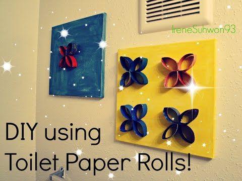 21 best Toilet paper tube images on Pinterest | Toilet paper tubes ...