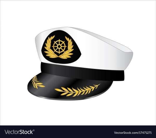 16 Captain Hat Vector Hat Vector Captain Hat Hats