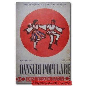 Dansuri populare din toata tara