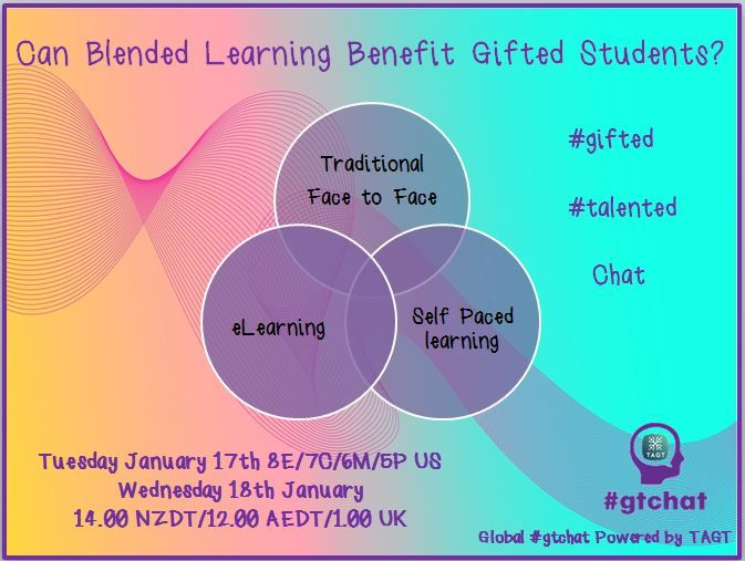 Can Blended Learning Benefit Gifted Students?