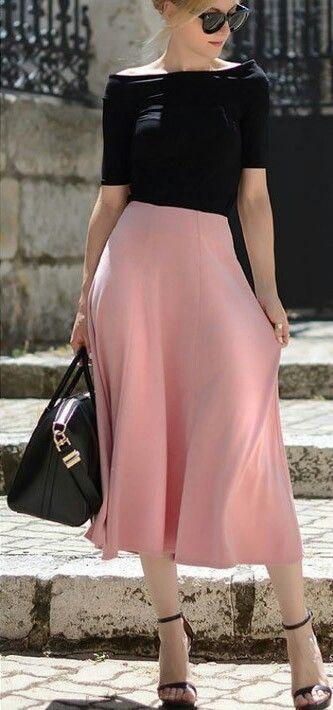 Rosa quartz e preto