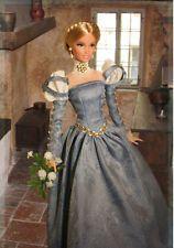 2011 Barbie Renaissance Fair Doll Collector Rare Pink Label New Mint Never Open