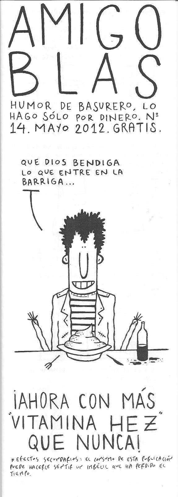 Fanzine Amigo Blas nº 14
